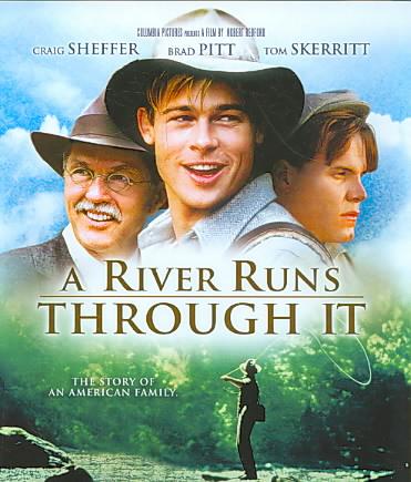 RIVER RUNS THROUGH IT BY SHEFFER,CRAIG (Blu-Ray)