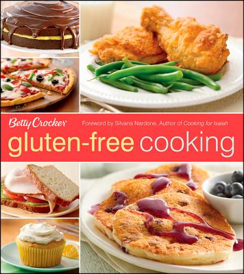 Betty Crocker Gluten-Free Cooking By Crocker, Betty (COR)