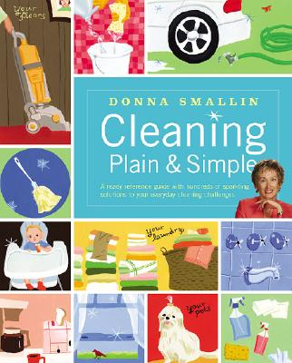 Cleaning Plain & Simple By Smallin, Donna
